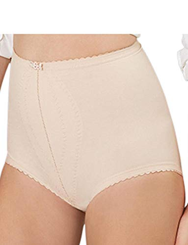 Playtex - Bragas-Faja para Mujer 'I Can't Believe It's A Girdle' Beige Small
