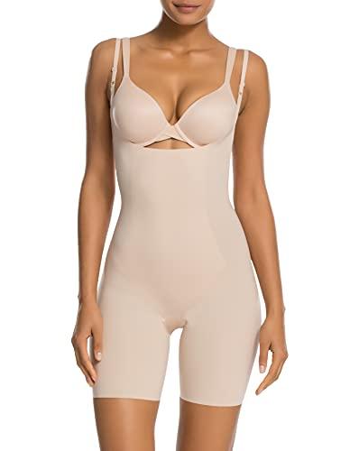 Spanx 10021R Body, Beige (Soft Nude Soft Nude), 38 (Herstellergröße: M) para Mujer