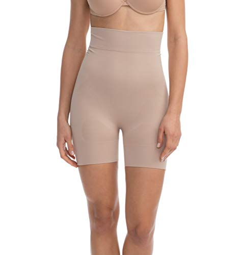 Farmacell Shape 602 (Carne, M) Faja Pantalon Corto Moldeadora y contenitiva para Mujer