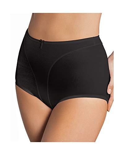 Leonisa Pack de 2 Braga Faja Alta Invisible Reductora/Moldeadora algodón Mujer
