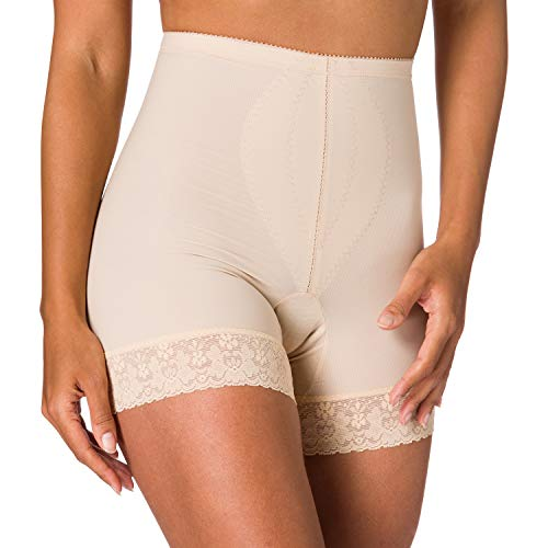 Playtex KZ MIDERH. langes Bein, 2526 Pantalones moldeadores, Beige (Beige 004), Talla del Fabricante: 70 para Mujer