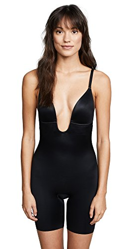 Spanx 10157R Body, Negro (Very Black Very Black), 36 (Herstellergröße: Medium) para Mujer