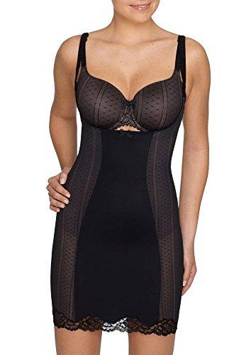 PrimaDonna Couture vestido faja con braga 40/M --- negro