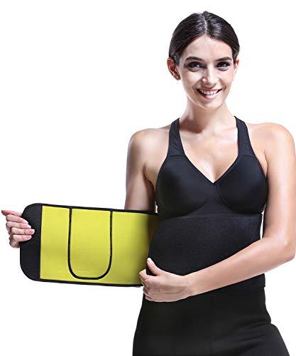 Faja Deportiva Cinturón De Cintura Pérdida Moldeador Cuerpo Peso Quemador De grasa Reductor Cuerpo En Forma Sudor Entrenamiento Sauna