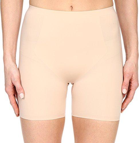 Spanx 10004R Pantalones moldeadores, Beige (Soft Nude Soft Nude), 40 (Herstellergröße: M) para Mujer