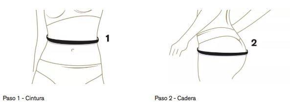 Fajas tallas Leonisa cintura y cadera